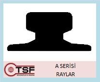 A SERİSİ RAY, a tipi ray, ray demiri, vinç rayı, ray . a45, a55, a65, a75, a100, a120, a150, a 45, a 65, a65, a 75, a 100, a 120, a 150 ray, ray demiri, ray çeliği.